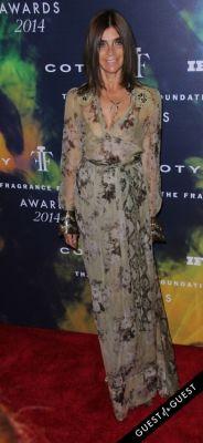 carine roitfeld in Fragrance Foundation Awards 2014