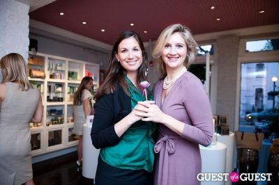 carissa maguire in Tinsley Mortimer at Nectar Skin Bar