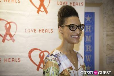 carla hall in Love Heals Gala 2014