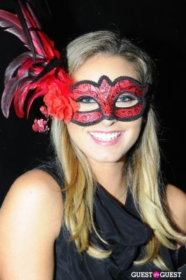 carli roth in Fete de Masquerade: 'Building Blocks for Change' Birthday Ball
