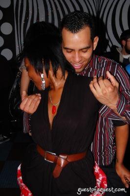 carlos danies in  DJ Mia Moretti @Beauty Bar