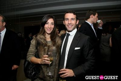 carlos huber in World Monuments Fund Gala After Party