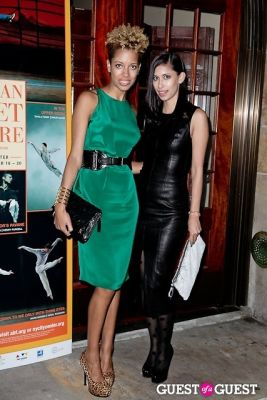 carly cushnie in American Ballet Theatre Opening Night Fall Gala