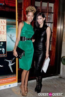 michelle ochs in American Ballet Theatre Opening Night Fall Gala