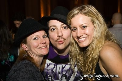 carly oboudiyat in Movember Gala at Capitale