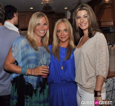 kelly barrett in MAY 13 Films movie launch party