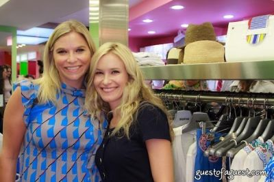 kimberly deninger in Sip & Shop for a Cause benefitting Dress for Success