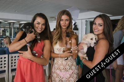 carmella rose in Puppies & Parties Presents Malibu Beach Puppy Party