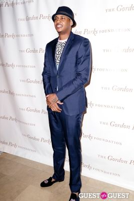 carmelo anthony in The Gordon Parks Foundation Awards Dinner and Auction 2013