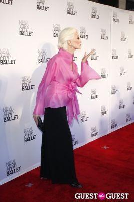 carmen dellorefice in New York City Ballet Spring Gala 2011
