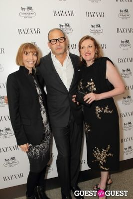 carol smith in Harper's Bazaar Greatest Hits Launch Party