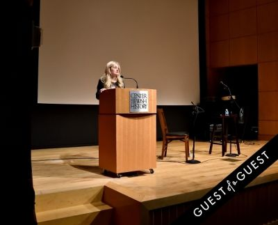 carole basri in New York Sephardic Film Festival 2015 Opening Night