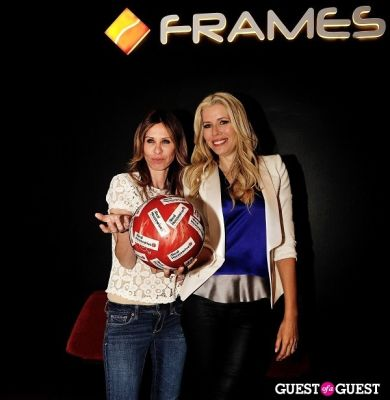 carole radziwill in Real Housewives of NY Season Five Premiere Event at Frames NYC