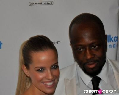 wyclef jean in The Way Premiere and after party