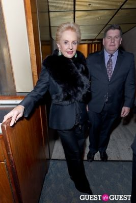 carolina herrera in The New York Observer 25th Anniversary
