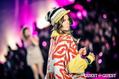 caroline brasch-nielsen in Victoria's Secret Fashion Show 2013