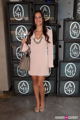 caroline ingram in The Ash Flagship NYC Store Event