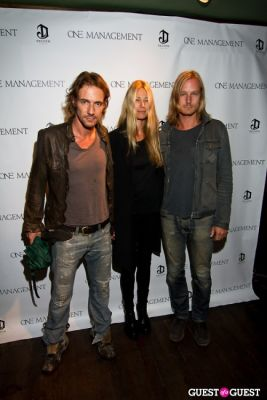 caroline korsoling in One Management 10 Year Anniversary Party