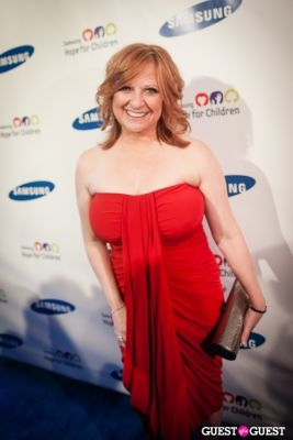 caroline manzo in Samsung Hope For Children Gala 2013