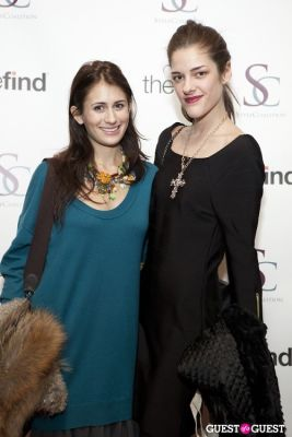 caroline scheinfeld in Fashion 2.0 Awards