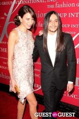 olivier theyskens in FGI Night of Stars