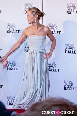 carolyn murphy in New York City Ballet's Spring Gala