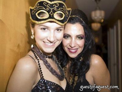 carolyn rafaelin in Lydia Hearst's Masquerade Party