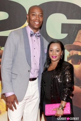 caron butler in 2 Guns Movie Premiere NYC