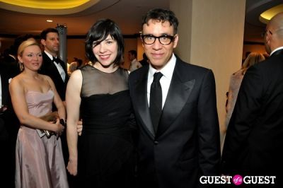 fred armisen in The White House Correspondents' Association Dinner 2012