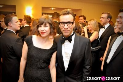 fred armisen in White House Correspondents' Dinner 2013