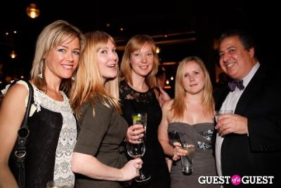 amy johannessen in STK Anniversary Party