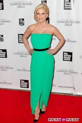carrie keagan in 40th Annual Chaplin Awards honoring Barbra Streisand