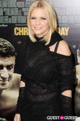 carrie keagan in Grudge Match World Premiere