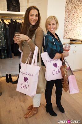 piper gore in Calypso St. Barth's October Malibu Boutique Celebration