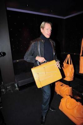 carson kressley in Fashion Week Daily & BODHI Bags