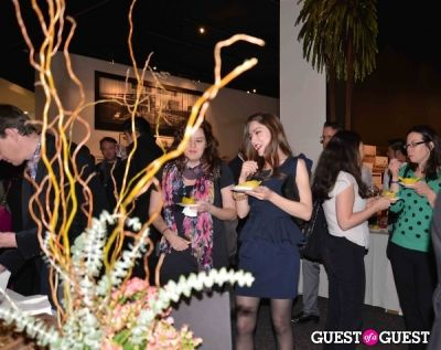 christina mcdowell in Chefs For Garcetti Food & Wine Event