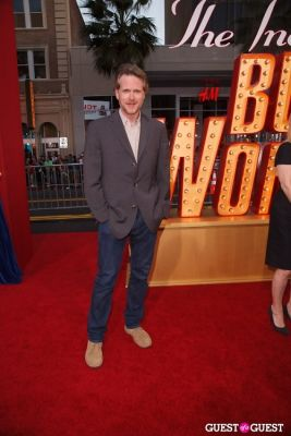 cary elwes in World Premiere of The Incredible Burt Wonderstone
