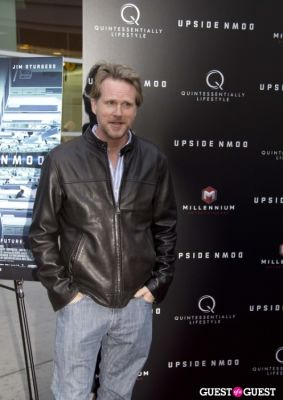"cary elwes in Quintessentially hosts ""UPSIDE DOWN"" - Starring Kirsten Dunst and Jim Sturgess"