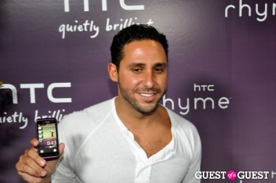 cary levine in HTC Serves Up NYC Product Launch