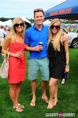 dan vogel in The 27th Annual Harriman Cup Polo Match