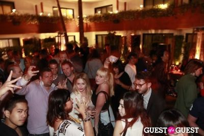 leah appell in Nightswim 2012 Grand Opening feat. Questlove