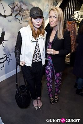 cassandra hobbins in The Well Coiffed Closet and Cynthia Rowley Spring Styling Event