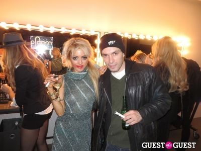 cat marnell in SCENE's Winter Post-Photo Shoot Celebration
