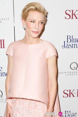 cate blanchett in Blue Jasmine Premiere