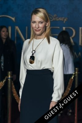 cate blanchett in Premiere of Disney's