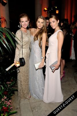 bella slagsvol in The Frick Collection Young Fellows Ball 2015