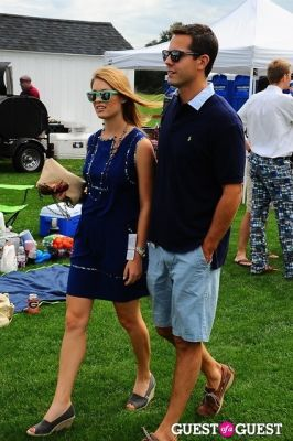 catherine banton in The 27th Annual Harriman Cup Polo Match