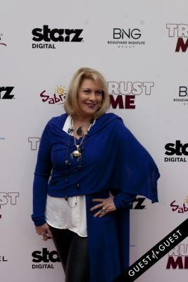 catherine carlen in Clark Gregg's TRUST ME Premiere