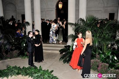 catherine flint in The Frick Collection 2013 Autumn Dinner
