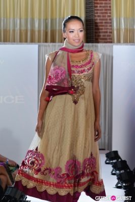 catherine ho in Exclusiva Eventi Fashion Show
